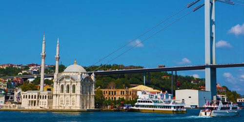 Boat Tours on Bosphorus