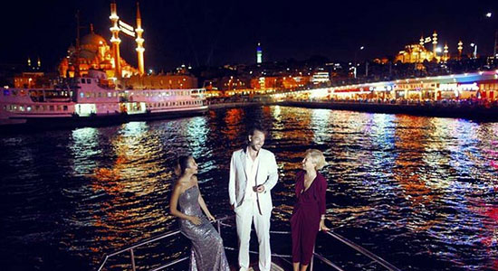 bosphorus dinner cruise price and details
