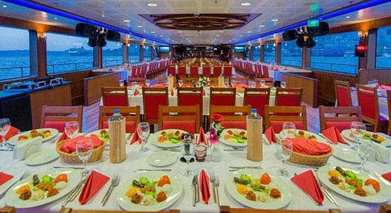 bosphorus dinner cruise tour price