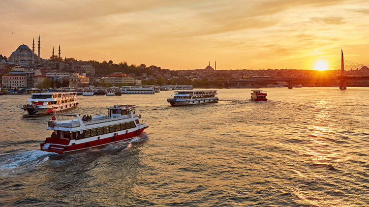 istanbul bosphorus sunset cruise tour price