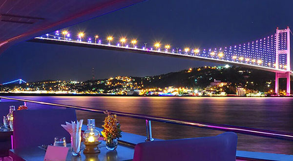 Bosphorus Dinner Cruise Price