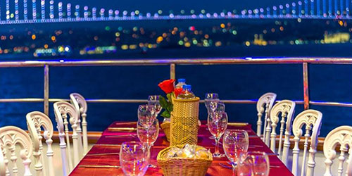 Bosphorus Dinner Cruise Tours