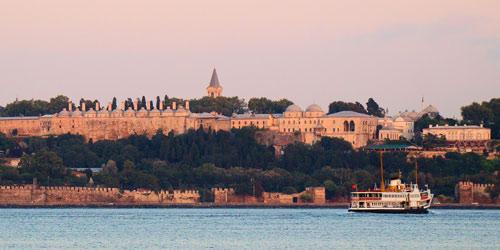 Historical Bosphorus Tour Istanbul