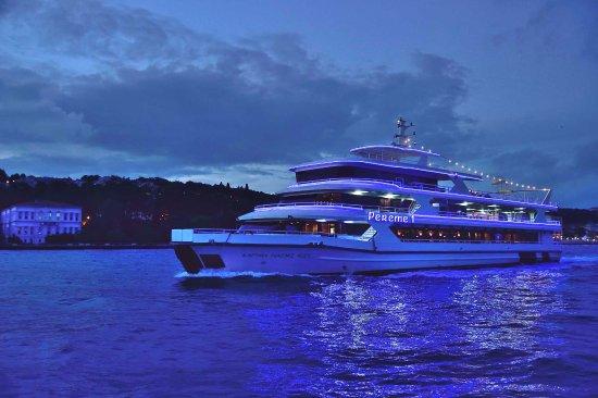 istanbul dinner cruise price