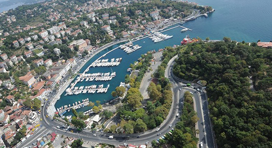 Istinye Bosphorus Tour
