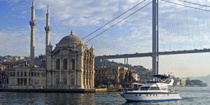 Ortakoy Bosphorus Boat Tours