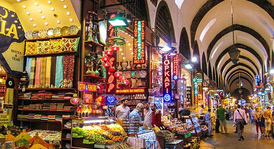 Historic Spice Bazaar