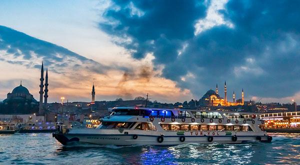 Bosphorus Sunset Cruise Tour price