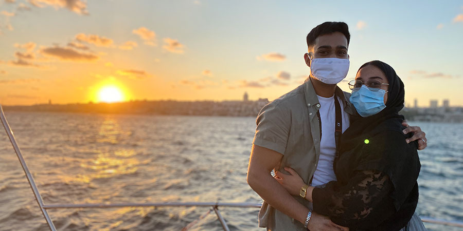 sunset cruise bosphorus