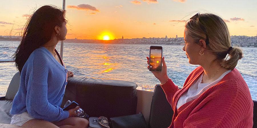 Sunset Cruise Istanbul Tours